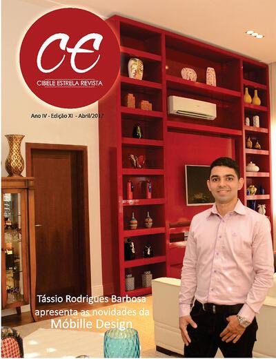 Cibele Estrela Revista - Ano IV - Ed. 11