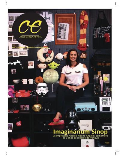 Cibele Estrela Revista - Ano V - Ed. 15